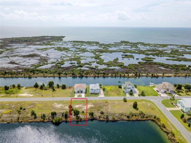 LOT 04 Lugustrum Drive, Hernando Beach, FL 34607 (MLS #W7612575) :: The Duncan Duo Team