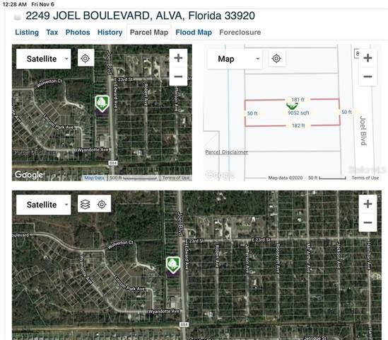 2249 Joel Boulevard, Alva, FL 33920 (MLS #W7618578) :: Lockhart & Walseth Team, Realtors