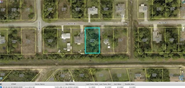 5105 2ND Street W, Lehigh Acres, FL 33971 (MLS #W7618579) :: Griffin Group