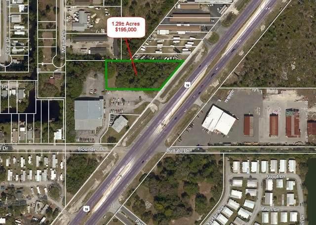 14519 Us Hwy 19, Hudson, FL 34667 (MLS #W7802990) :: CENTURY 21 OneBlue