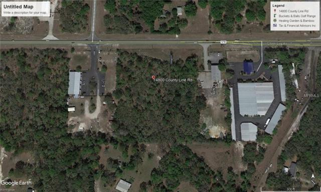 14800 County Line Road, Spring Hill, FL 34610 (MLS #W7811308) :: Heckler Realty
