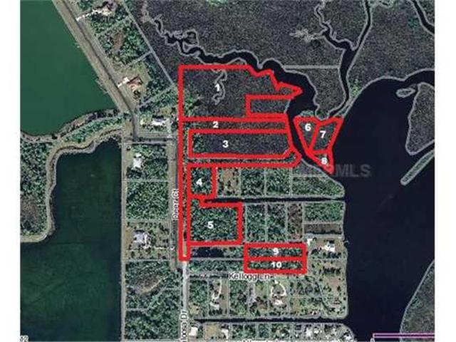 Deer Ct @ Caloose (10 Lots), Venice, FL 34293 (MLS #A3966384) :: Medway Realty