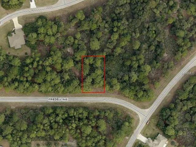 Friedell Avenue, North Port, FL 34288 (MLS #A3981793) :: The Duncan Duo Team