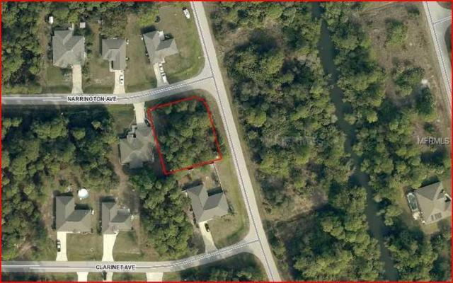 Pinewood Street, North Port, FL 34288 (MLS #A3981811) :: The Duncan Duo Team