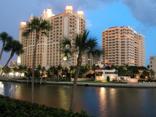 1111 Ritz Carlton Drive #1006, Sarasota, FL 34236 (MLS #A4143524) :: The Duncan Duo Team