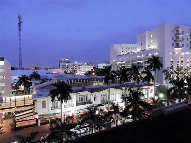 101 S Gulfstream Avenue 6B, Sarasota, FL 34236 (MLS #A4206874) :: Medway Realty