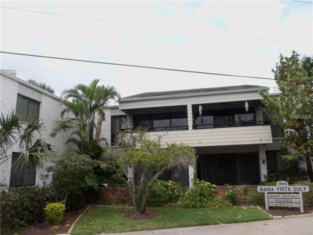 1555 Tarpon Center Drive #203, Venice, FL 34285 (MLS #A4214572) :: The Duncan Duo Team