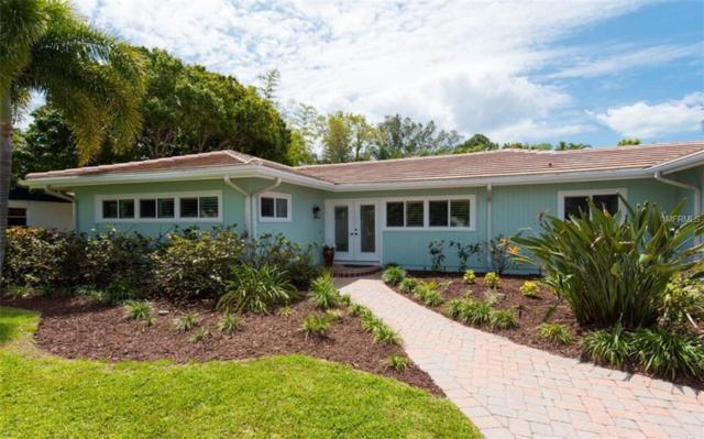 412 S Shore Drive, Sarasota, FL 34234 (MLS #A4215946) :: The Duncan Duo Team
