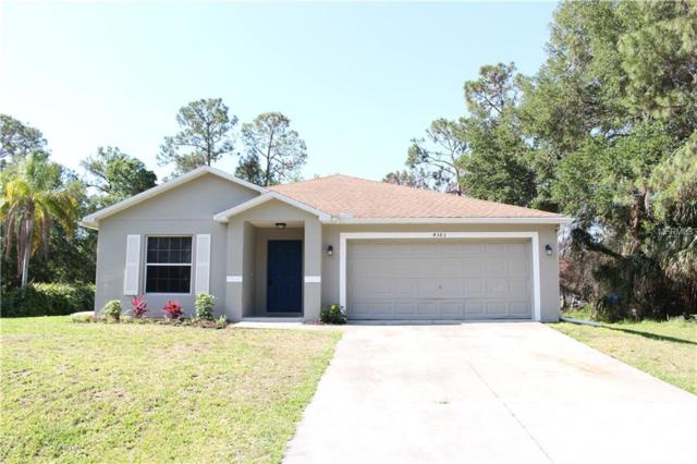 4383 Wooley Avenue, North Port, FL 34287 (MLS #A4400204) :: The Duncan Duo Team