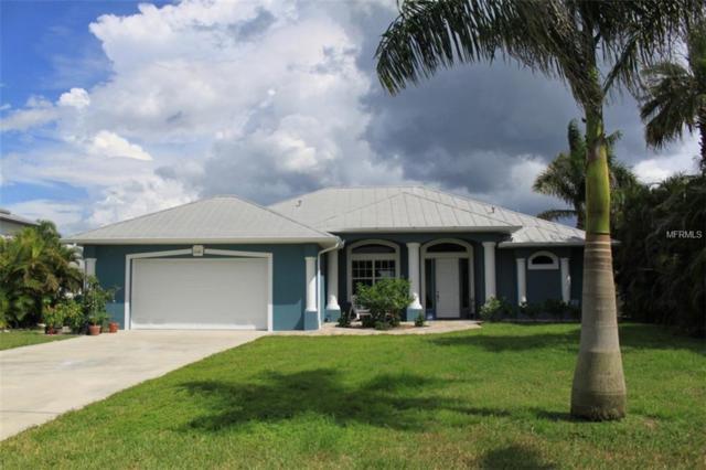 2136 Harbour Drive, Punta Gorda, FL 33983 (MLS #A4405460) :: The Duncan Duo Team