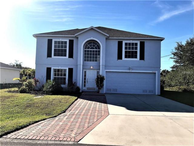 9525 Nastrand Circle, Port Charlotte, FL 33981 (MLS #A4415501) :: The Duncan Duo Team
