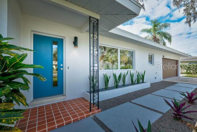 1852 Nautilus Drive, Sarasota, FL 34231 (MLS #A4418260) :: Florida Real Estate Sellers at Keller Williams Realty