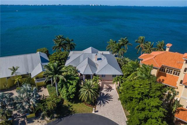 305 Ringling Point Drive, Sarasota, FL 34234 (MLS #A4420884) :: Andrew Cherry & Company