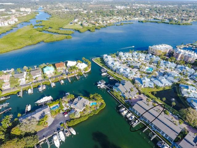 1313 Dockside Place #120, Sarasota, FL 34242 (MLS #A4423927) :: RealTeam Realty