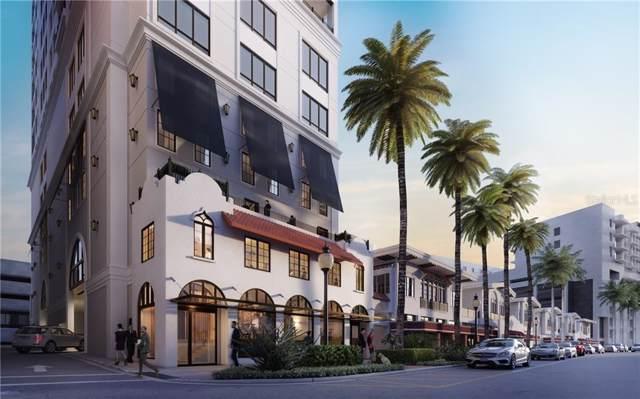33 S Palm Avenue #1401, Sarasota, FL 34236 (MLS #A4438783) :: The Figueroa Team