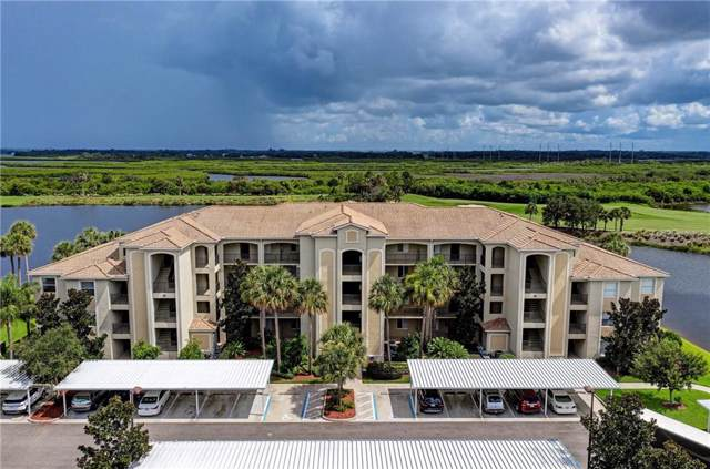 7911 Grand Estuary Trail #207, Bradenton, FL 34212 (MLS #A4439345) :: Medway Realty