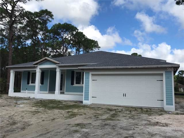 3848 Markle Avenue, North Port, FL 34286 (MLS #A4443420) :: Team Bohannon Keller Williams, Tampa Properties