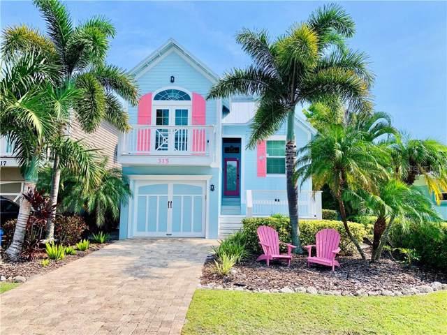 315 62ND Street, Holmes Beach, FL 34217 (MLS #A4445188) :: Team Borham at Keller Williams Realty