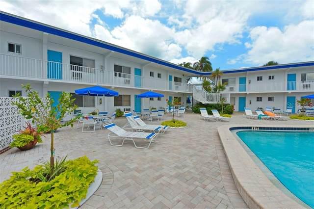 475 Benjamin Franklin Drive #111, Sarasota, FL 34236 (MLS #A4453834) :: Icon Premium Realty