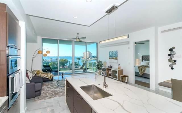 1155 N Gulfstream Avenue #306, Sarasota, FL 34236 (MLS #A4456377) :: Burwell Real Estate