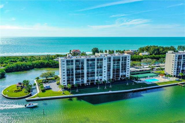 9397 Midnight Pass Road #702, Sarasota, FL 34242 (MLS #A4457347) :: The Duncan Duo Team