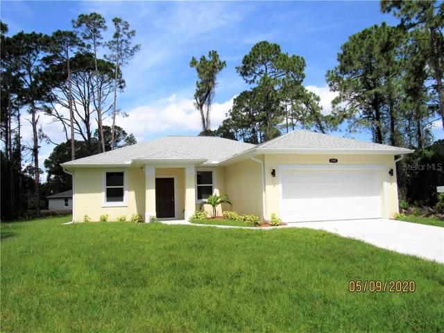1391 Mosaic Street, North Port, FL 34288 (MLS #A4465504) :: The Duncan Duo Team
