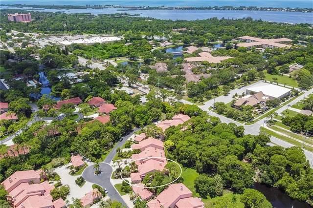 7768 Fairway Woods Drive #1306, Sarasota, FL 34238 (MLS #A4466126) :: Team Pepka