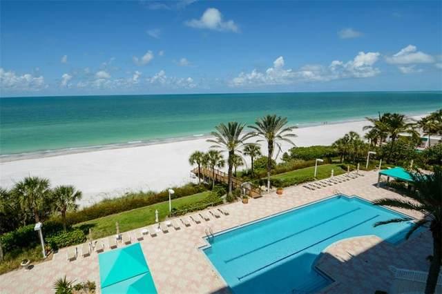 1800 Benjamin Franklin Drive A505, Sarasota, FL 34236 (MLS #A4469864) :: Cartwright Realty