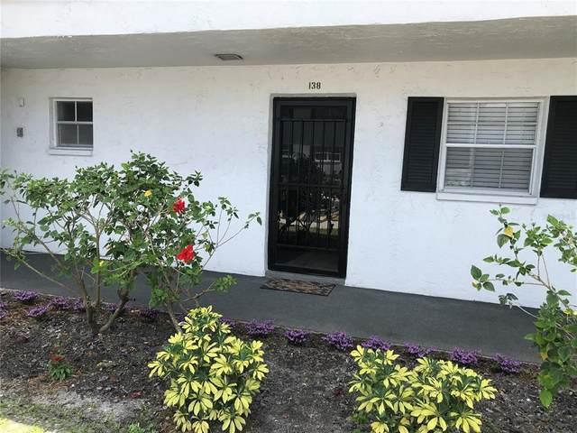 102 47TH AVENUE Drive W #138, Bradenton, FL 34207 (MLS #A4499015) :: Pepine Realty