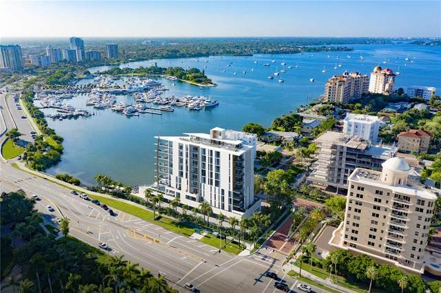 688 Golden Gate Point #401, Sarasota, FL 34236 (MLS #A4501229) :: Rabell Realty Group