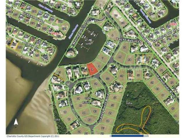 4501 Grassy Point Boulevard, Port Charlotte, FL 33952 (MLS #C7027852) :: The Duncan Duo Team