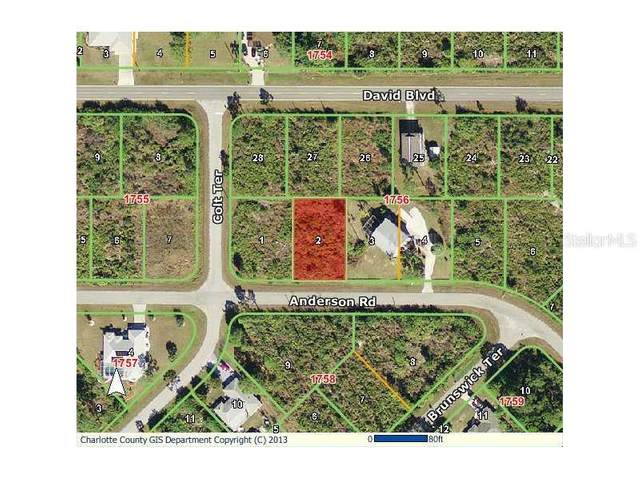 5212 Anderson Road, Port Charlotte, FL 33981 (MLS #C7043086) :: The BRC Group, LLC