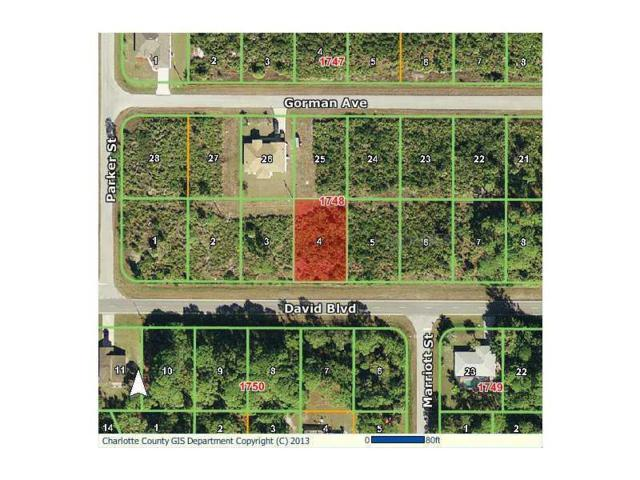 5987 David Boulevard, Port Charlotte, FL 33981 (MLS #C7043201) :: The BRC Group, LLC