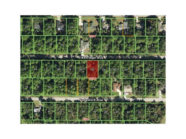 13515 Ketridge Avenue, Port Charlotte, FL 33953 (MLS #C7054557) :: Griffin Group