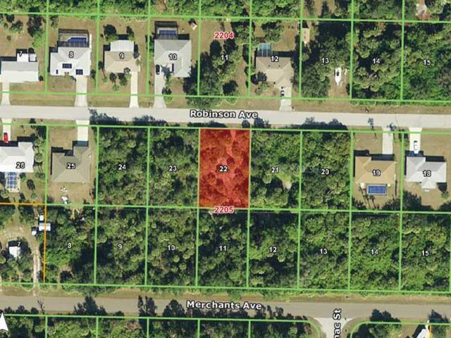 18227 Robinson Avenue, Port Charlotte, FL 33948 (MLS #C7054589) :: Griffin Group