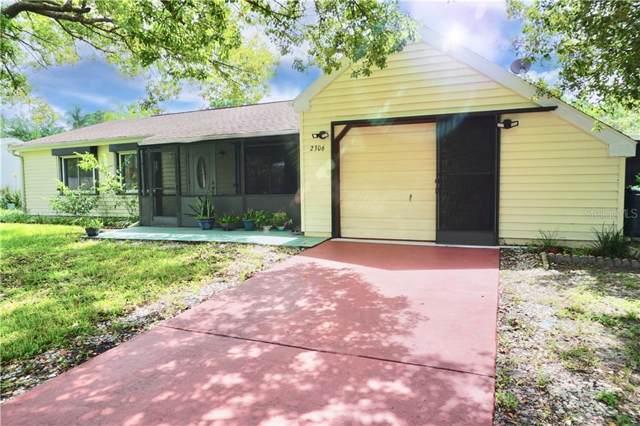 2306 Vestridge Street, North Port, FL 34287 (MLS #C7419218) :: Bustamante Real Estate