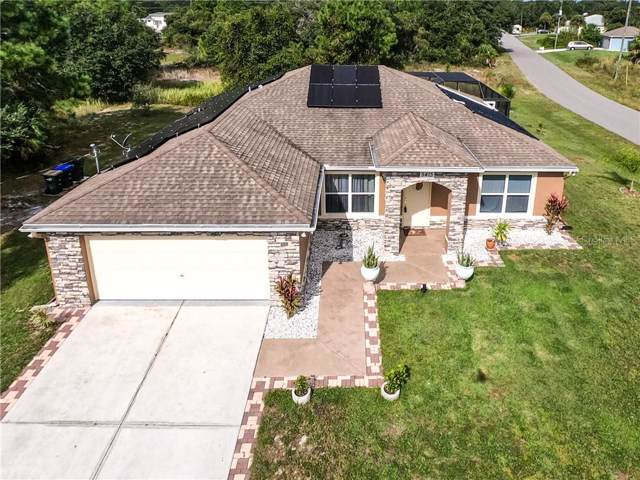 5413 Farmington Avenue, North Port, FL 34288 (MLS #C7420563) :: Team Bohannon Keller Williams, Tampa Properties
