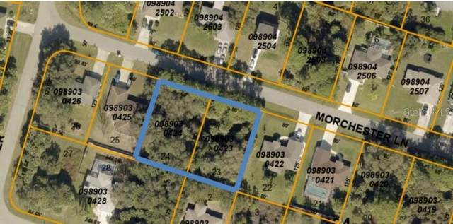 Morchester Lane, North Port, FL 34286 (MLS #C7445304) :: The Hustle and Heart Group