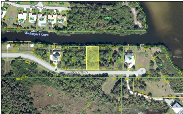 10200 Creekside Drive, Placida, FL 33946 (MLS #D5916578) :: The BRC Group, LLC