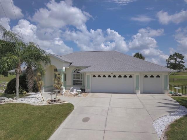 20 Bunker Terrace, Rotonda West, FL 33947 (MLS #D6107536) :: The BRC Group, LLC