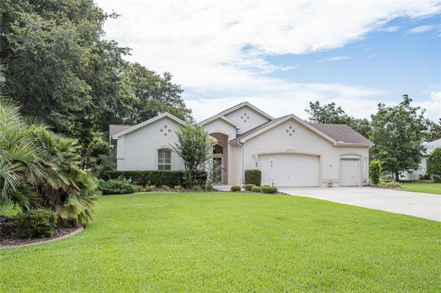 33 Hickory Head Hammock, The Villages, FL 32159 (MLS #G5000359) :: Realty Executives in The Villages