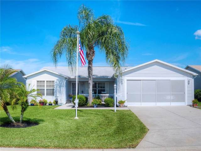 17408 SE 74TH SEABROOK Court, The Villages, FL 32162 (MLS #G5018810) :: Realty Executives in The Villages