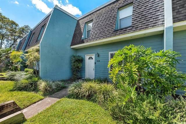 501 SW 75TH Street C 12, Gainesville, FL 32607 (MLS #GC446883) :: Stewart Realty & Management