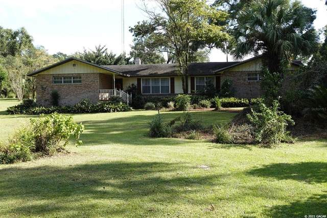 14905 Peggy Rd., Alachua, FL 32615 (MLS #GC447727) :: Stewart Realty & Management