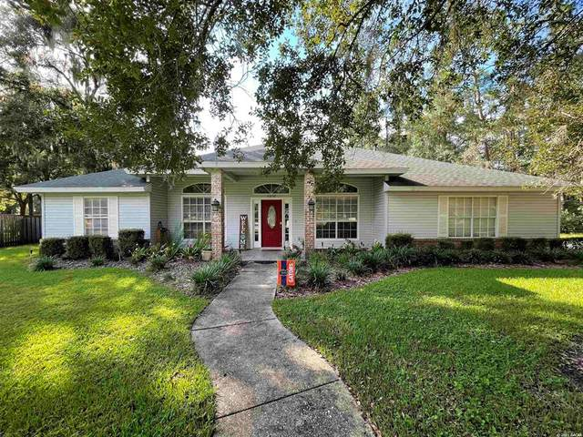 6850 NW 40th Drive, Gainesville, FL 32653 (MLS #GC448035) :: Pepine Realty