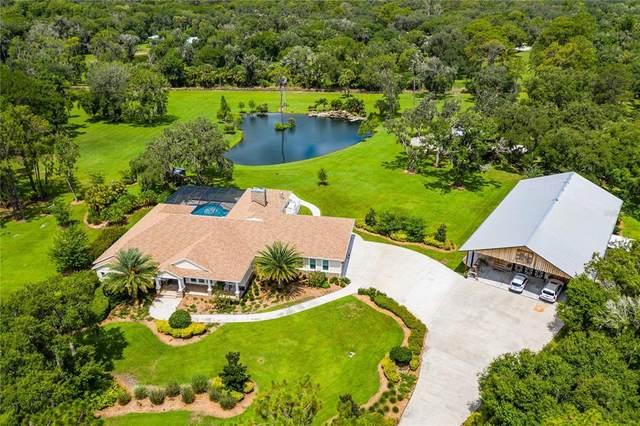 5112 Howard Creek Road, Sarasota, FL 34241 (MLS #N6113585) :: Zarghami Group