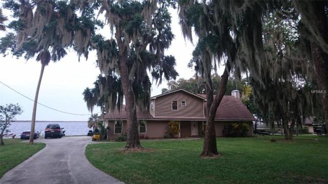 2531 Lake Front Drive, Lake Wales, FL 33898 (MLS #O5530213) :: The Duncan Duo Team