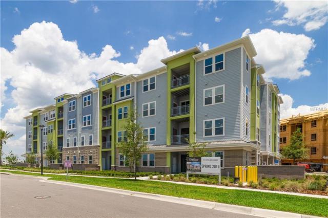7517 Laureate Boulevard #4208, Orlando, FL 32827 (MLS #O5701599) :: Premium Properties Real Estate Services