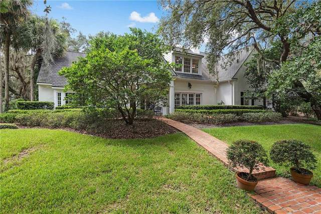 110 Chelton Circle, Winter Park, FL 32789 (MLS #O5725156) :: Alpha Equity Team