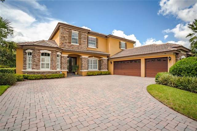 1542 Redwood Grove Terrace, Lake Mary, FL 32746 (MLS #O5733766) :: Alpha Equity Team